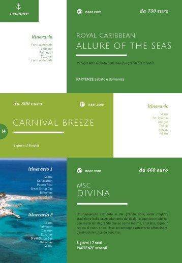 Crociere Celebrity Cruises Crociere Royal Caribbean - NAAR.COm