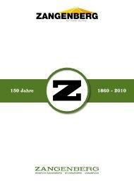 Katalog Zangenberg Sonnenschirme 2010 - Brasil Wellness-World