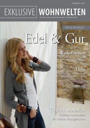 WOHNWELTEN EXKLUSIVE - Braunschweiger Zeitungsverlag