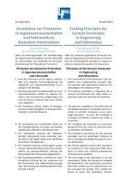 Grundsätze zur Promotion in Ingenieurwissenschaften und ... - 4Ing