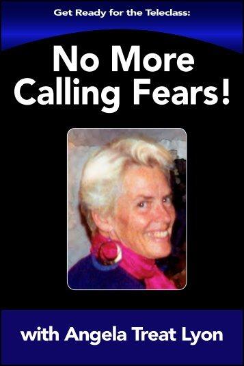 No More Calling Fears! - EFTBooks.com