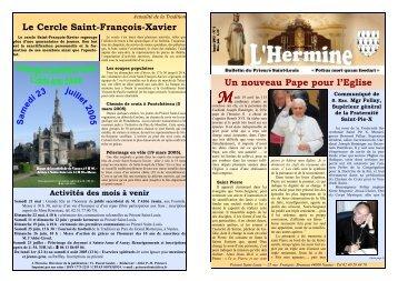 L'Hermine nº 4 - La Porte Latine
