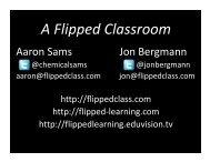 A Flipped Classroom - eSchool News