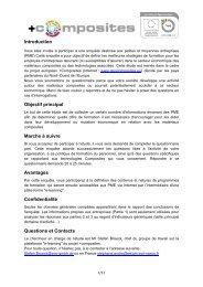 Introduction Objectif principal Marche à suivre Avantages ... - Training