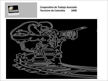 Cooperativa de Trabajo Asociado Tecnicine de Colombia - Fitec-al.org