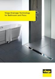 Viega Drainage Technology - The BSC Group of Company
