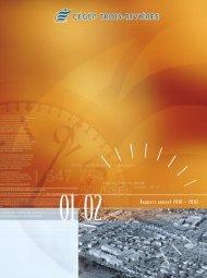 Rapport annuel 2001-2002 - Cégep de Trois-Rivières