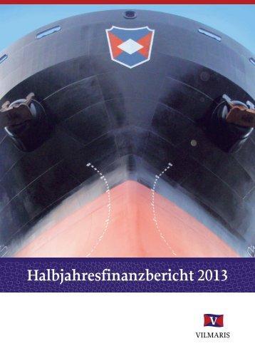 Halbjahresfinanzbericht - Vilmaris