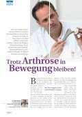 Arthrose - Gesundheitsnetz Starnberg Wolfratshausen - Seite 4