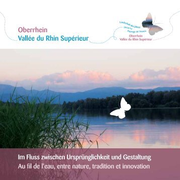 Oberrhein Vallée du Rhin Supérieur - Naturfreunde Internationale