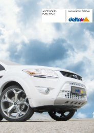 ACCESSORIES FORD KUGA - Auto-Stieger