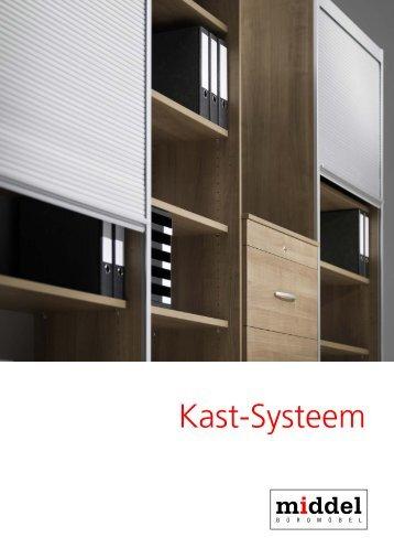 Kast-Systeem - Josef Middel Büromöbelfabrik GmbH