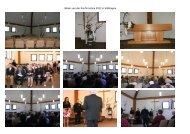 Bilder von der Konfirmation 2012 in Völklingen