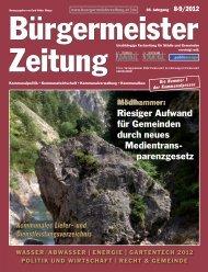 Ausgabe 08-9/2012 - Webway