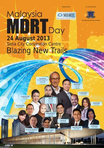 Malaysia MDRT Day - The Malaysian Insurance Institute