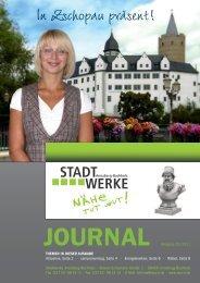 THEMEN IN DIESER AUSGABE Aktuelles, Seite 2 - Stadtwerke ...