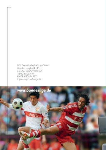 Bundesliga | official website