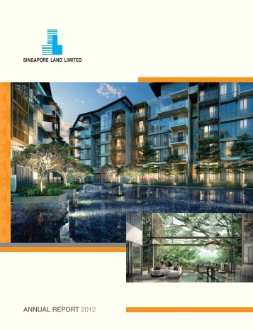 Annual Report 2012 - singapore land limited