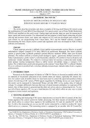 1 INTRODUCTION 2 TESTING HARDWARE - Transactions