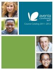 Course Catalog 2011–2012 - Lake Havasu Unified School District