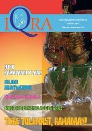 Iqra kuukiri nr.13 - Islam