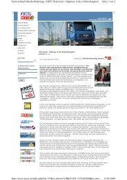 Seite 1 von 2 Fachverband Güterbeförderung | AISÖ: Österreich ...