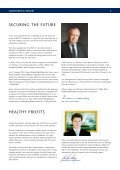 Dannebrog News Autumn 2001 - Weltrekordreise - Page 2