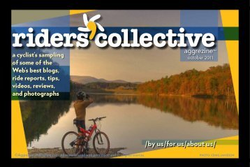 Riders' Collective October 2011