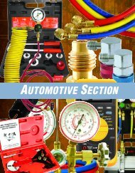 AUTOMOTIVE SECTION - CPS Products