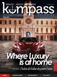 Dubai als Kulisse des puren Luxus - Kompass