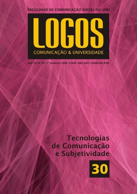 edição 30 completa - Logos - UERJ