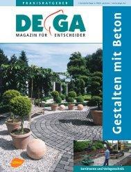 Praxisratgeber Gestalten mit Beton 2007 (3,2 MB - Campos