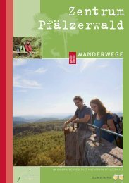 Wanderbroschüre - Zentrum Pfälzerwald