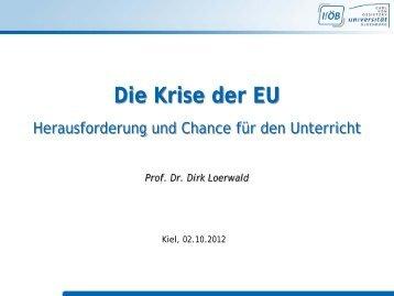 Prof. Dr. Dirk Loerwald