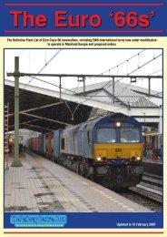 Euro '66s' - The Railway Centre.Com