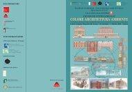 Programma - Ordine degli Architetti della Provincia di Latina