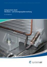 Vibrationsüberwachung.pdf (4 Mb) - Systemair