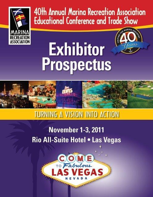 Exhibitor Prospectus - Marina Recreation Association