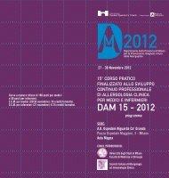 Programma DAM7 - iDea Congress