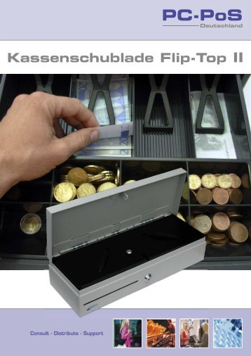 Datenblatt Flip-Top II