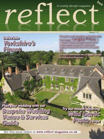 Yorkshire's Finest Wild Garlic Pesto recipe - Reflect Magazine