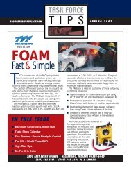 E - Task Force Tips