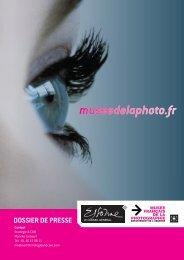 les collections du musée français de la photographie - Galerie-photo ...
