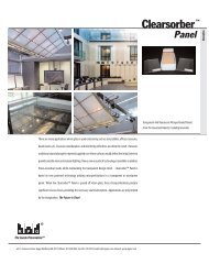 Clearsorber_panel_pdf - Acoustic Vision