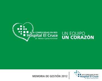 Procesos asistenciales - Hospital El Cruce