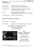 TSV News, Trainingszeiten und Termine - Handball in Schleißheim - Page 7