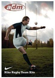 nike rugby team kits