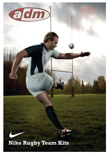 nike rugby team kits