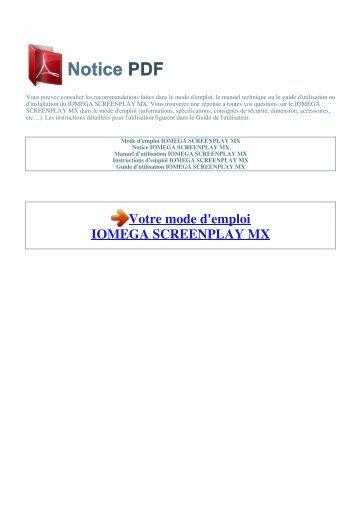 Iomega 1tb screenplay mx hd media player 35029 b&h photo video.