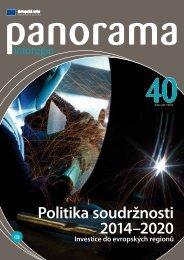 Politika soudržnosti 2014–2020 - Europa